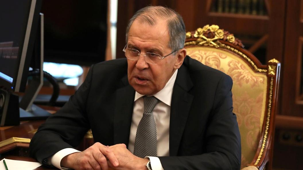 Лавров поставил США наместо после антироссийской истерии вСербии: «Просто смешно»