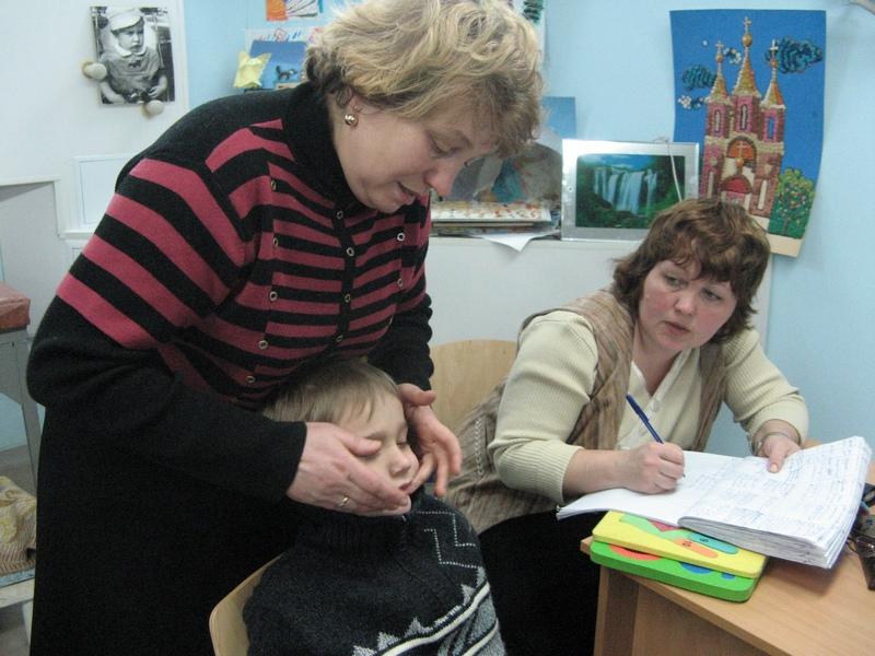 Помощь детям, имеющим синдром РДА