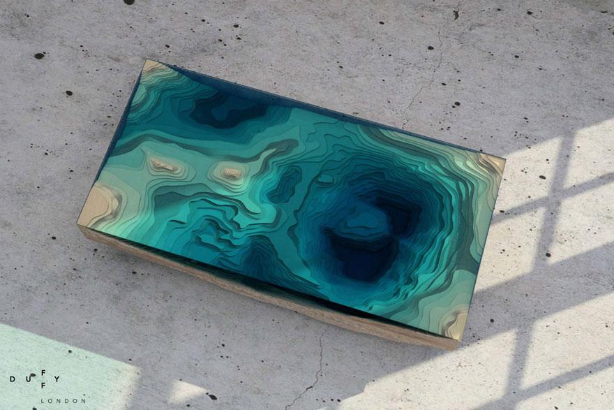 оригинальный дом современное искусство столы стол любить себя дизайнеры металл деревья