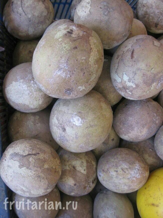 Бам-балан, фрукт со вкусом борща