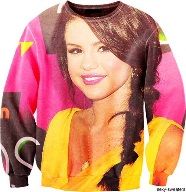 Sexy-Sweaters – a Star Wars, Justin Bieber or My little poney sweater ? (27 pics)
