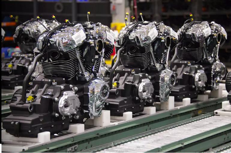 Компания Harley-Davidson закрывает завод в Канзасе