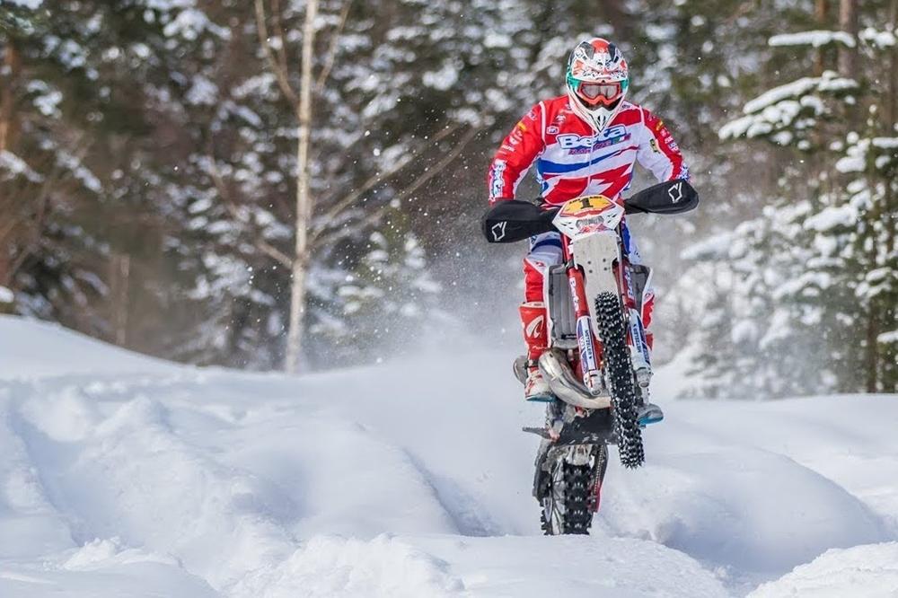 EnduroGP 2018 - Финляндия. День 1 (лучшие моменты)