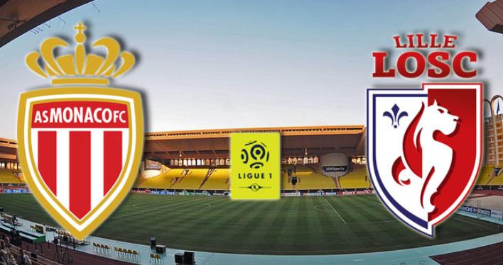 Монако – Лилль (16.03.2018)   Французская Лига 1 2017/18
