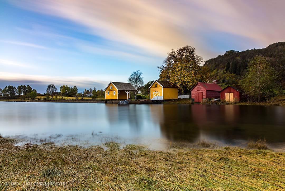 #loves_norway: красивые пейзажи Норвегии Оле Моен