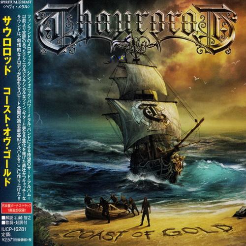 Thaurorod - 2018 - Coast Of Gold [Spiritual Beast, IUCP-16281, Japan]