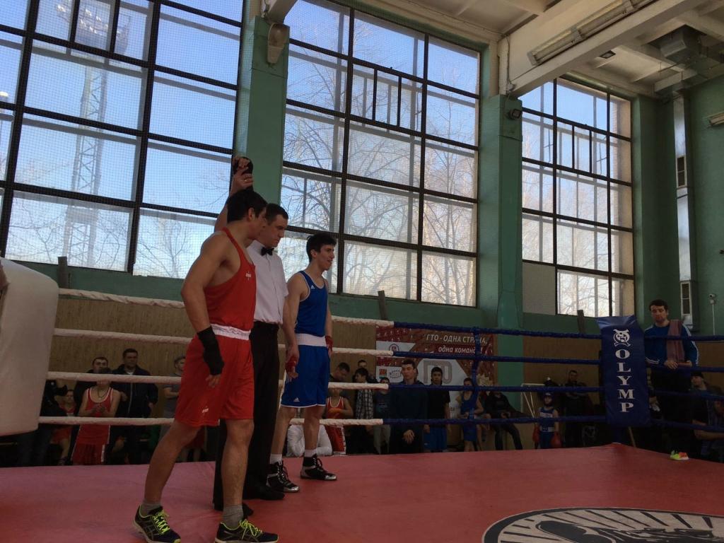 Первые медали золотого достоинства в копилку ДЮСШ «РЕКОРД» принесли воспитанники отделения «бокс»