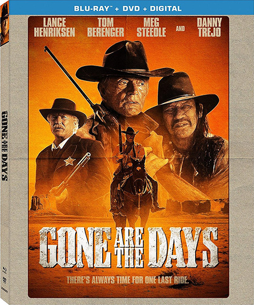 Ушедшие дни / Gone Are the Days (2018/BDRip/HDRip)