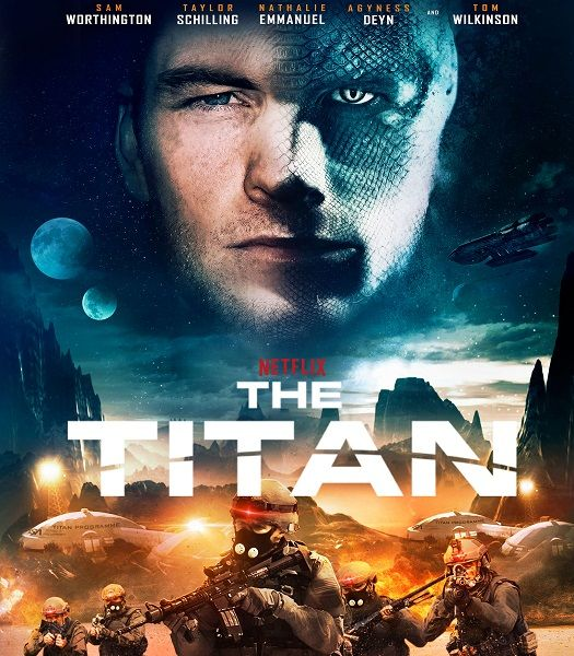 Титан / The Titan (2018/WEB-DL/WEB-DLRip)