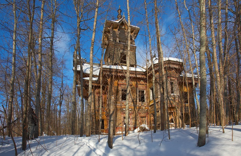 архитектура дом достопримечательность Заброшенные объекты фотоподборка