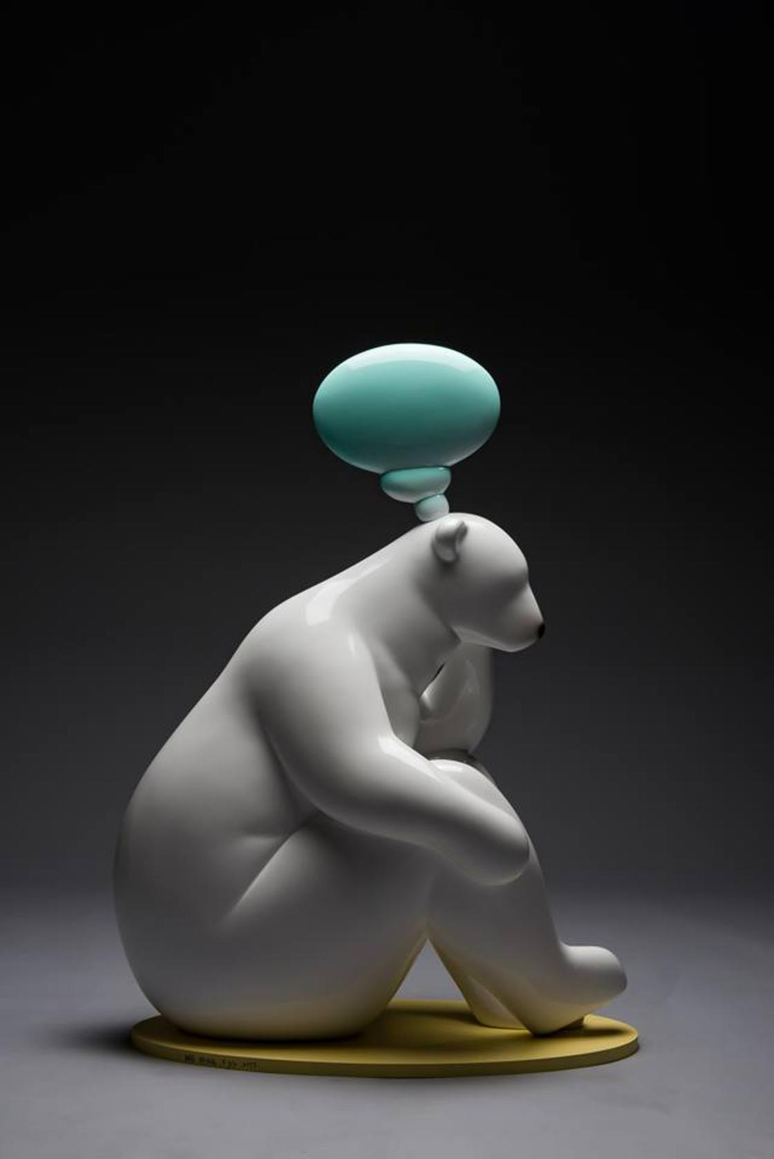 The soft and poetic sculptures of Byun Dae-Yong
