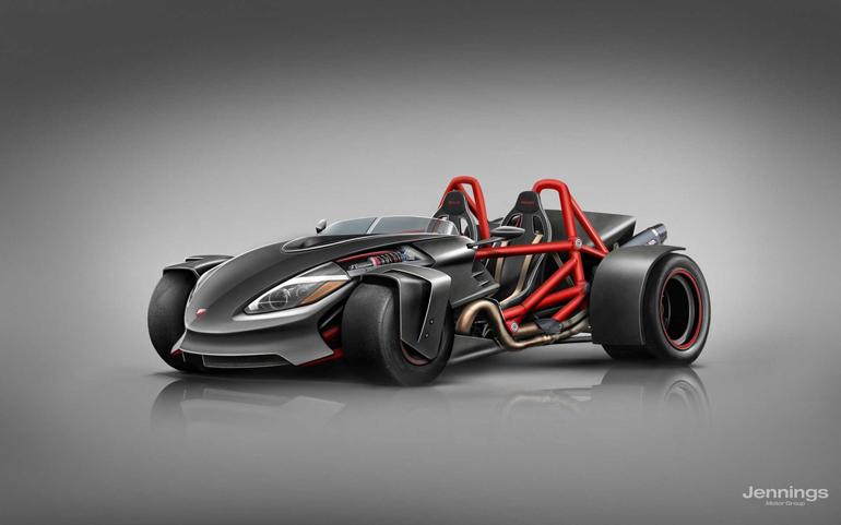 Как могли бы выглядеть автомобили мотопроизводителей?!