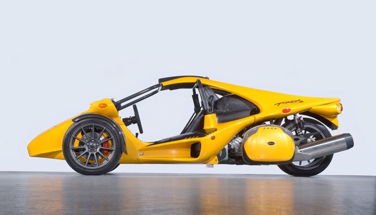 Campagna Motors представит электрический T-Rex