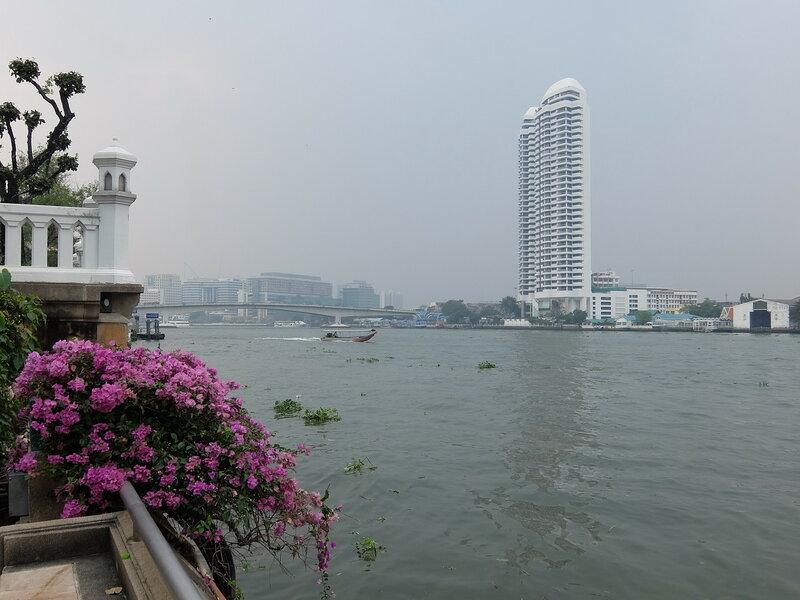 Бангкок - Река Чаупхрая