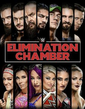 Post image of WWE Elimination Chamber 2018