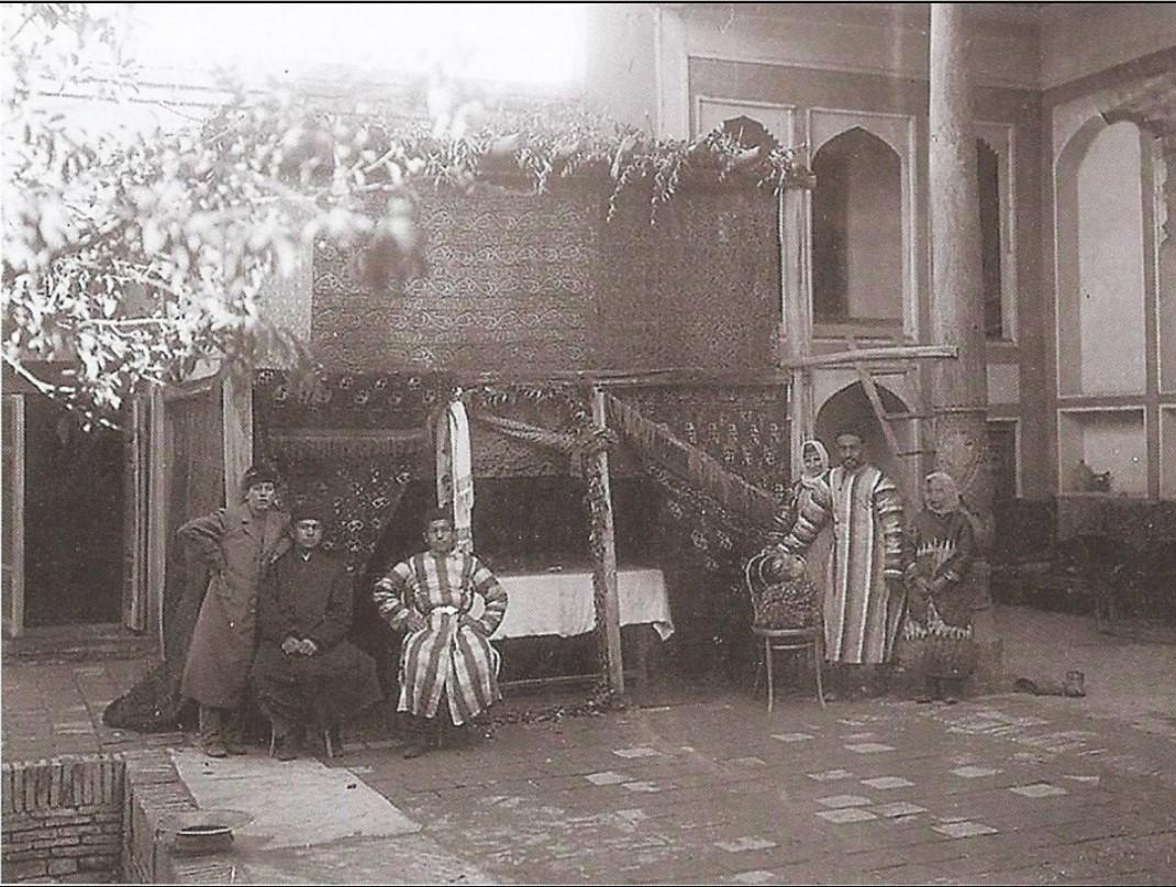 Дом зажиточных евреев. 1913