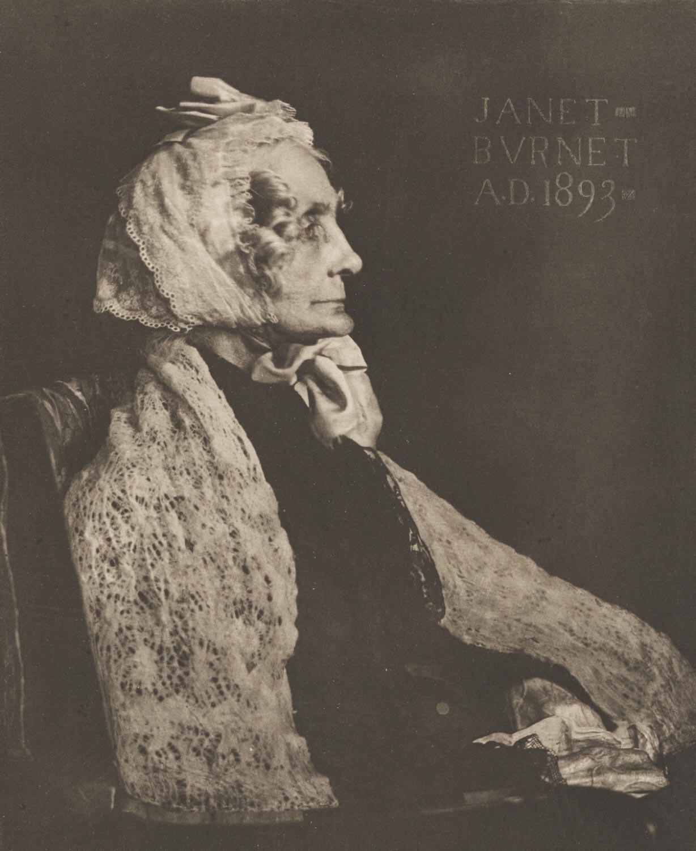 1893. Джанет Бернетт