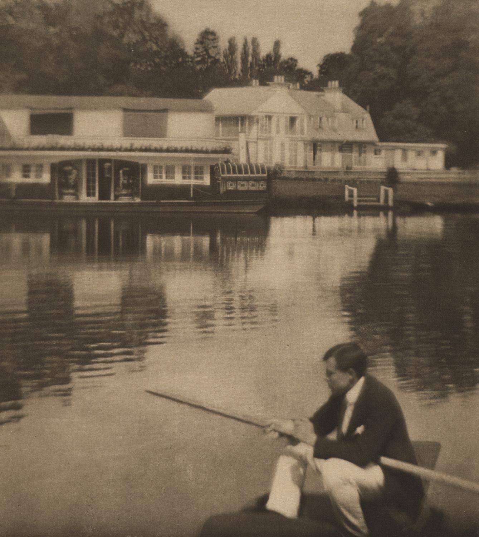 1909. Белый дом