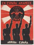 Испания, агитационные плакаты
