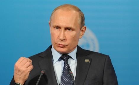 Владимир Путин: США ведут себя «несолидно», не исполняя обязательства по утилизации плутония