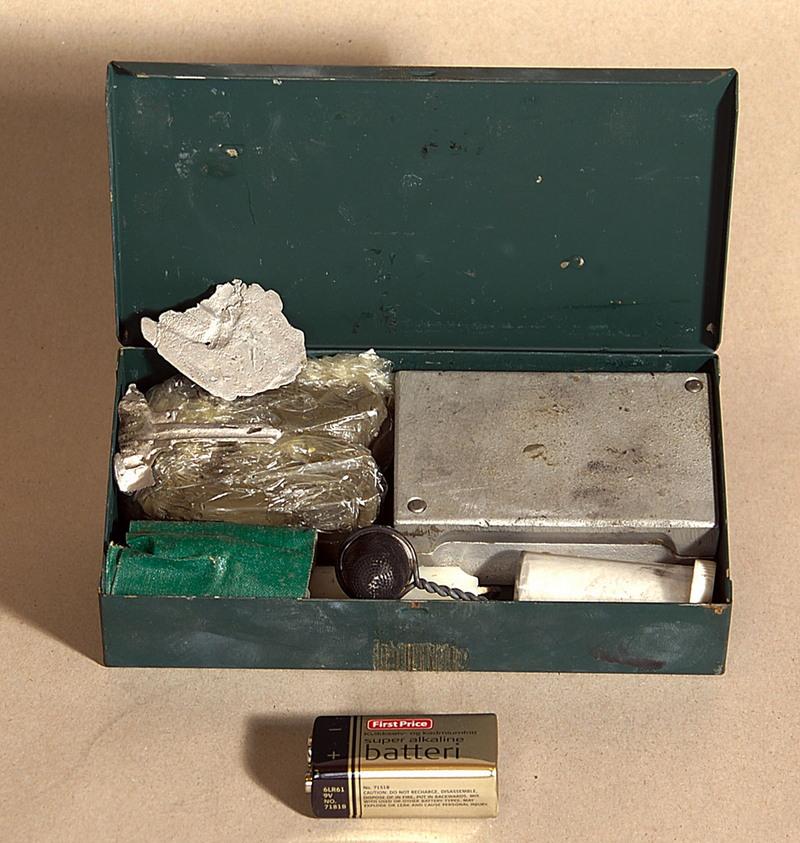 Шпионские устройства, которые использовались во время холодной войны