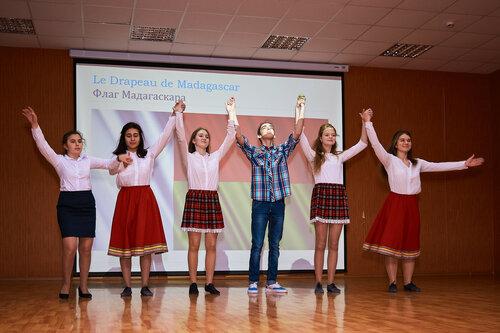 «Фестиваль французской культуры» среди творческих коллективов школ - 2017