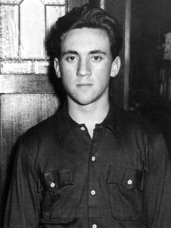 Владимир Высоцкий. Фото 1954 года