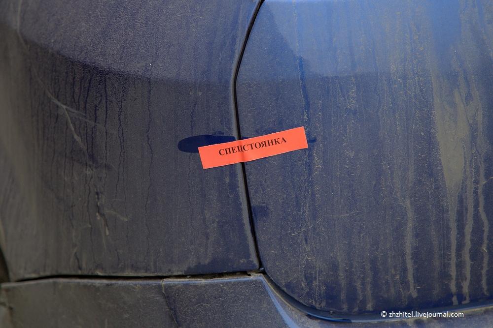 Эвакуация автомобилей. Взгляд со стороны инспектора ГИБДД