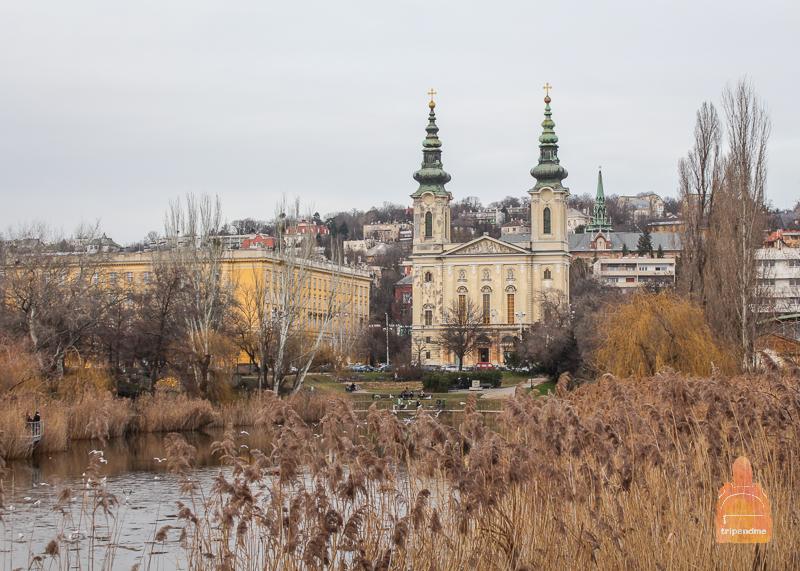 Бездонное озеро и церковь святого Эмерика