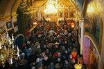 Святогорская икона в пгт. Гоща