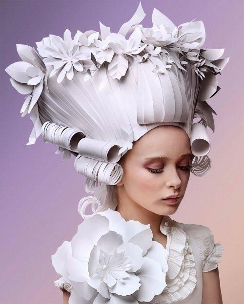 0 17adcb 16e83e8e XL - Бумажные парики Аси Козиной в стиле барокко