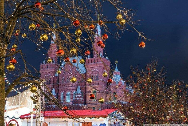 0 17db21 b310e74 XL - Новогодняя Москва: 46 фото