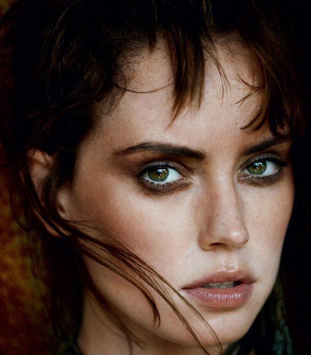 Дэйзи Ридли в Vogue