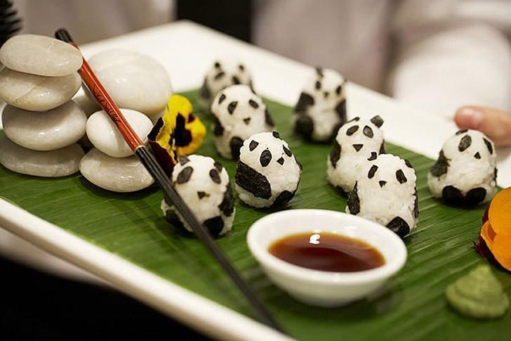 4. Рисовые панды