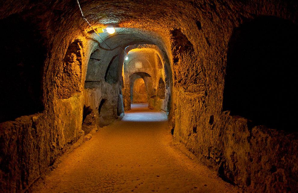 Суские катакомбы (Сус, Тунис)    Город Гадрумет был одной из первых финикийски