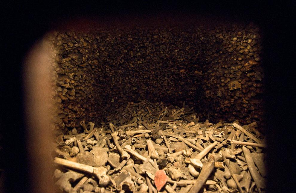 А в 1783 году по указу Иосифа II был закрыт и подземный некрополь, который за относительно короткое