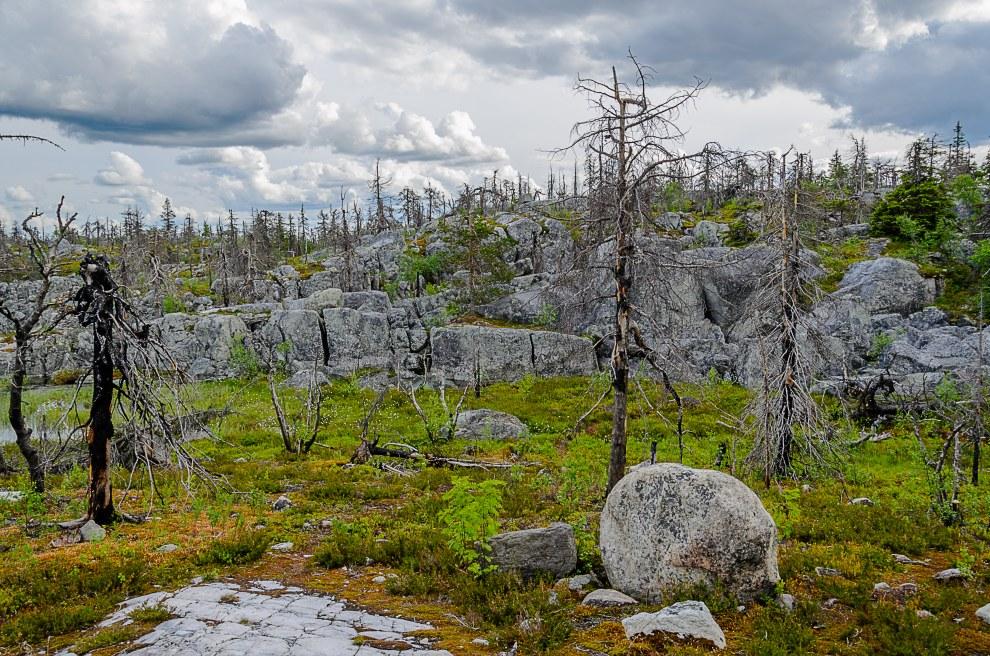 Воттоваара - самая загадочная гора Карелии