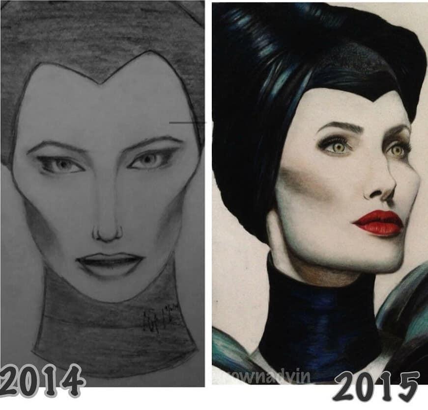 2013 и 2017 год