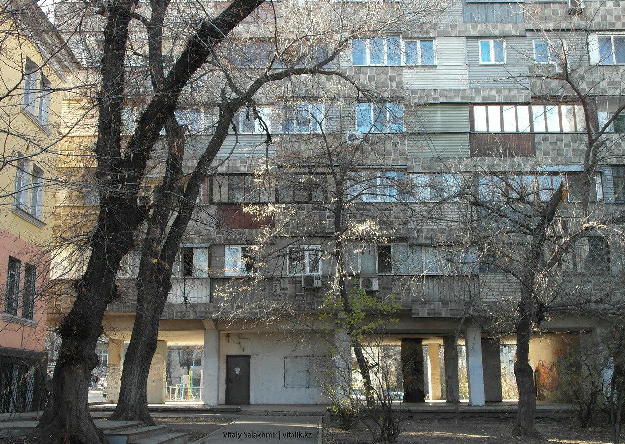 Дом на колоннах Фурманова