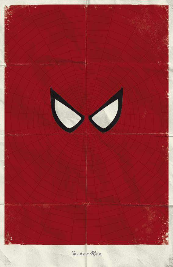 Marvel Minimalist Posters - Marko Manev
