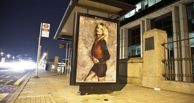 The Street Art of Bus Stop