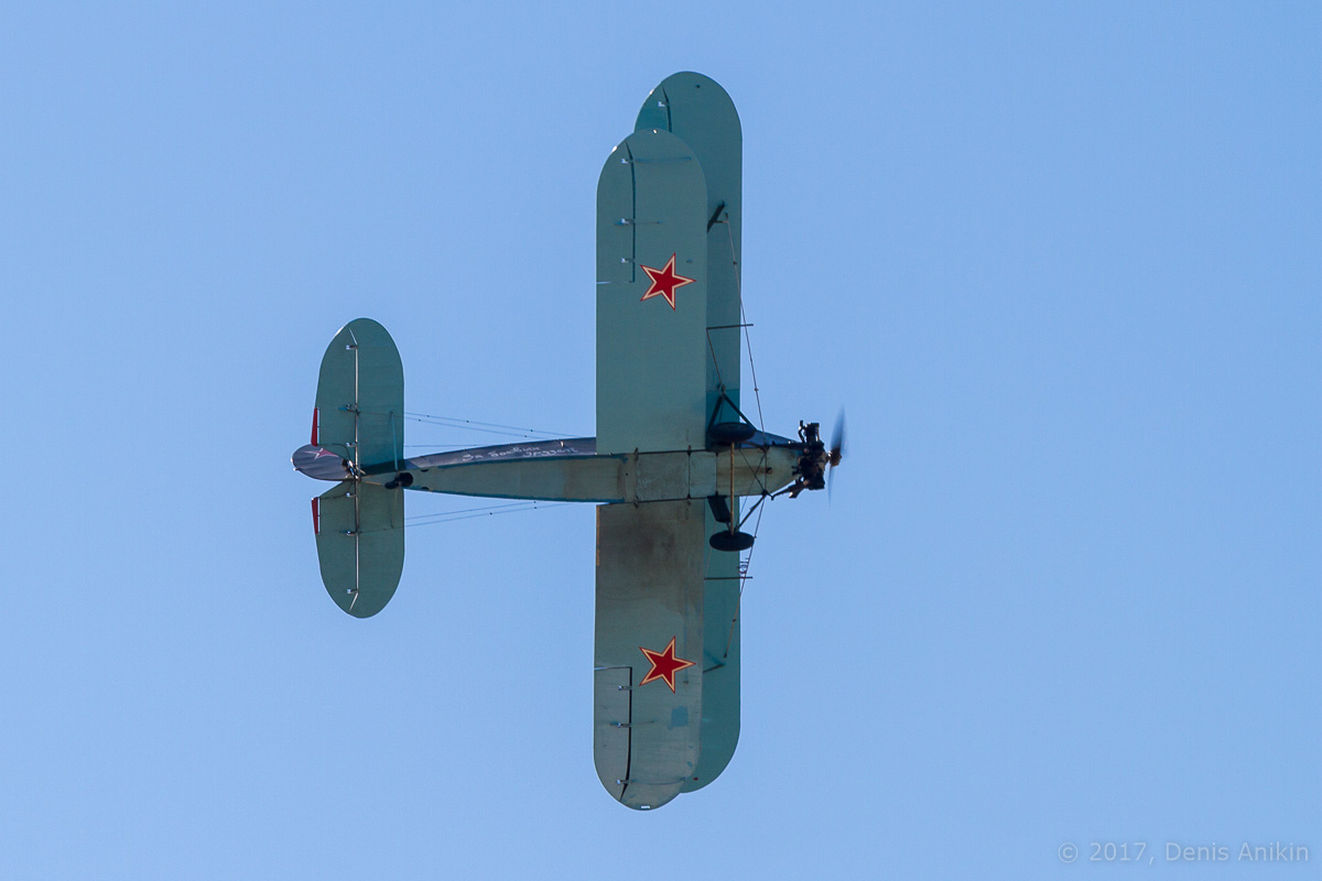 Поликарпов По-2 (У-2) фото 6