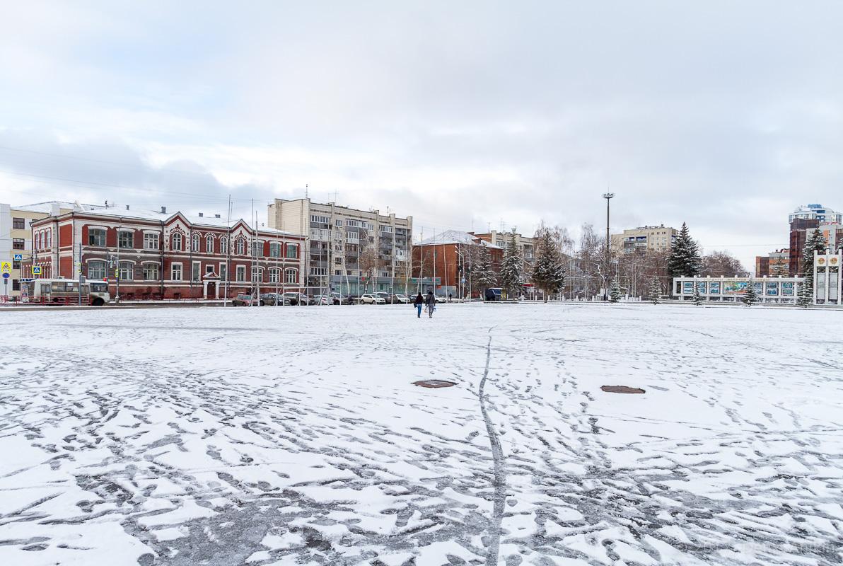 Площадь Куйбышева (Самара) фото 5