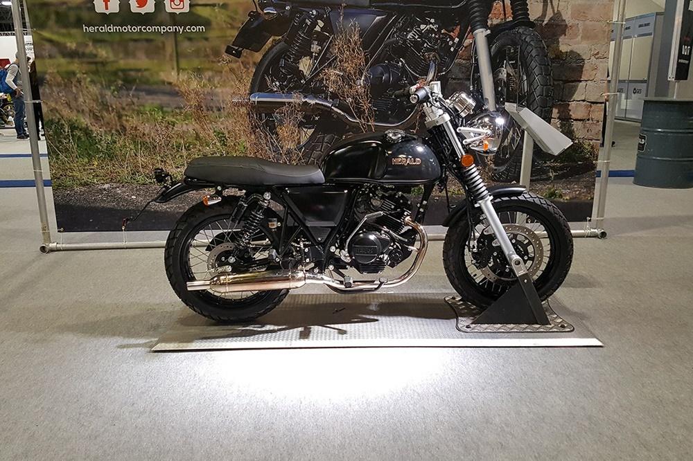 Мотоциклы Herald 2018