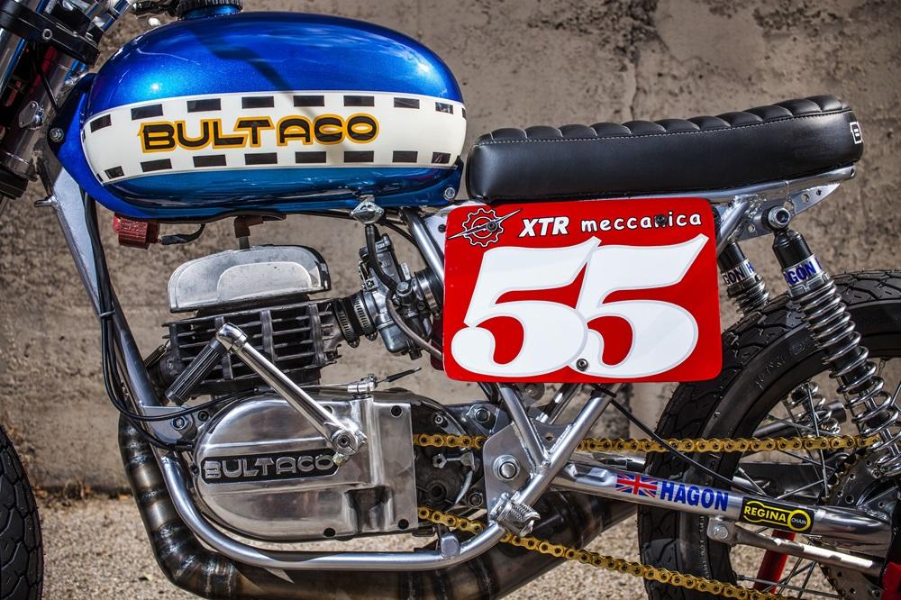 XTR Pepo: трекер Bultaco Lobito ака Astro