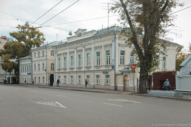 Улица Александра Солженицына