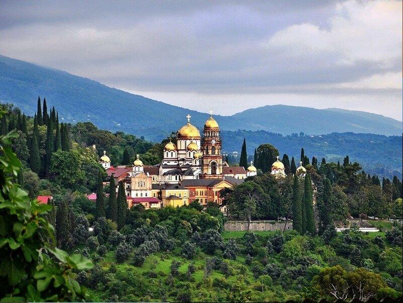 В Абхазии... Новый Афон (14).jpg