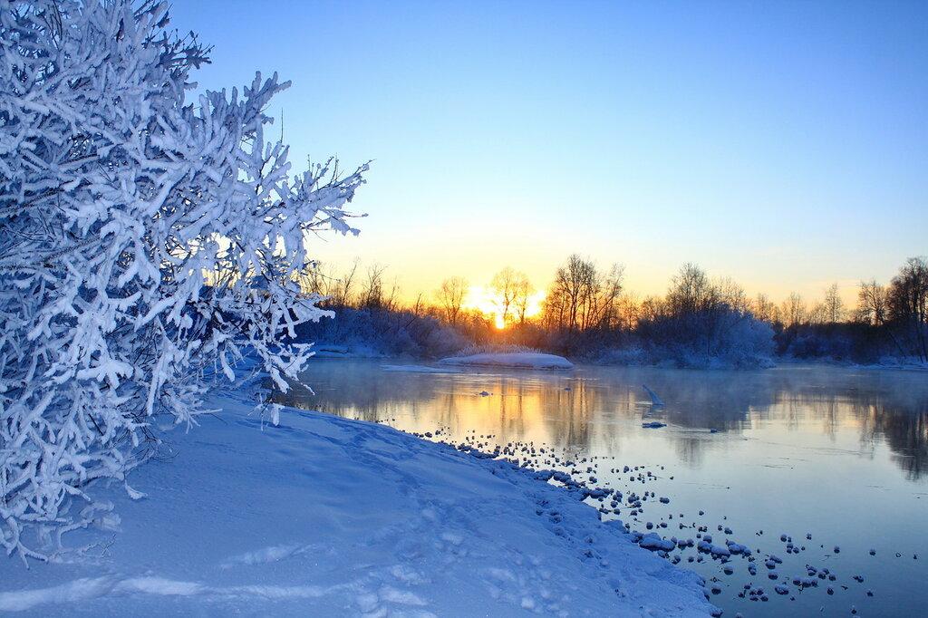 Январские красоты