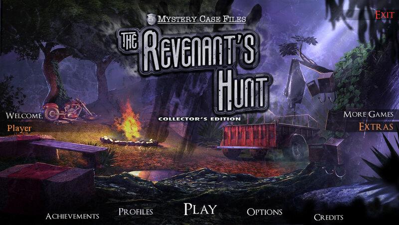 Mystery Case Files: The Revenants Hunt CE