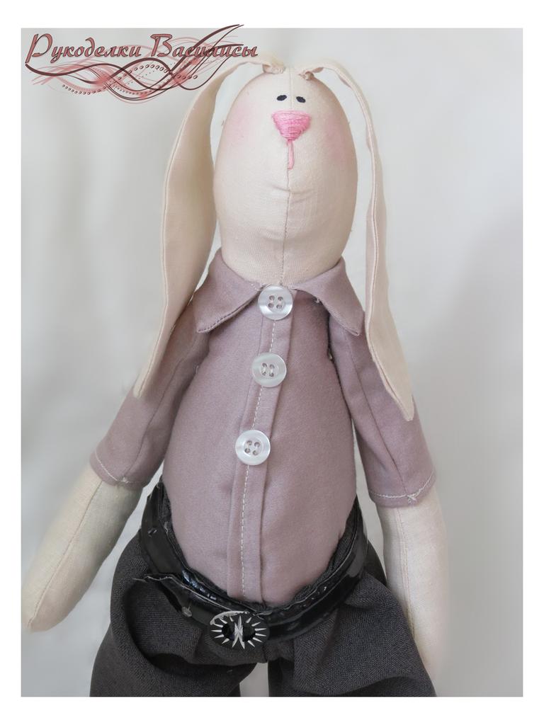 пара зайцев тильда, ручная работа, рукоделки василисы, тильда, подарки